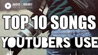 wow top 10 songs youtubers use