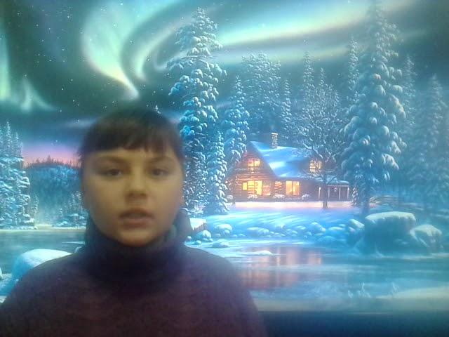 Изображение предпросмотра прочтения – АннаХороших читает произведение «В сибирской деревне» Н.М.Рубцова
