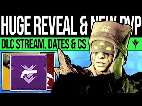 destiny-2- -huge-dlc-news-&-pvp-reveal!-trailer,-solstice-nerf,-gear-preview,-pc-date,-saves-&-more!