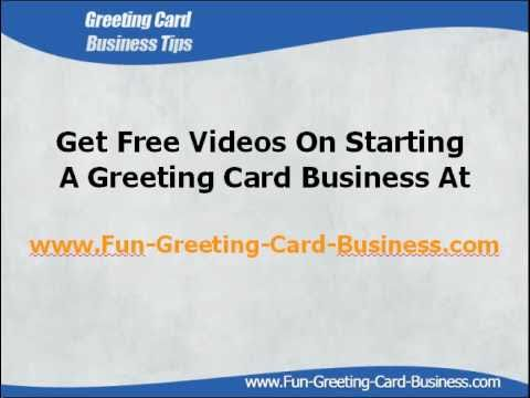 How Much Can You Earn With A Home Based Greeting Card Business