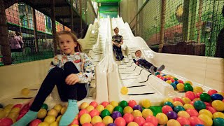 Indoor Playground Fun For Kids at Leo's Lekland Täby