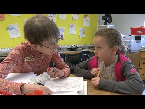 GrandInvolve at Parklawn Elementary School
