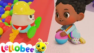 Humpty Dumpty! | NEW Little Baby Bum: Nursery Rhymes & Baby Songs ♫ | Story Time! | ABCs and 123s