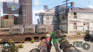 Call of Duty Squeaker goes off