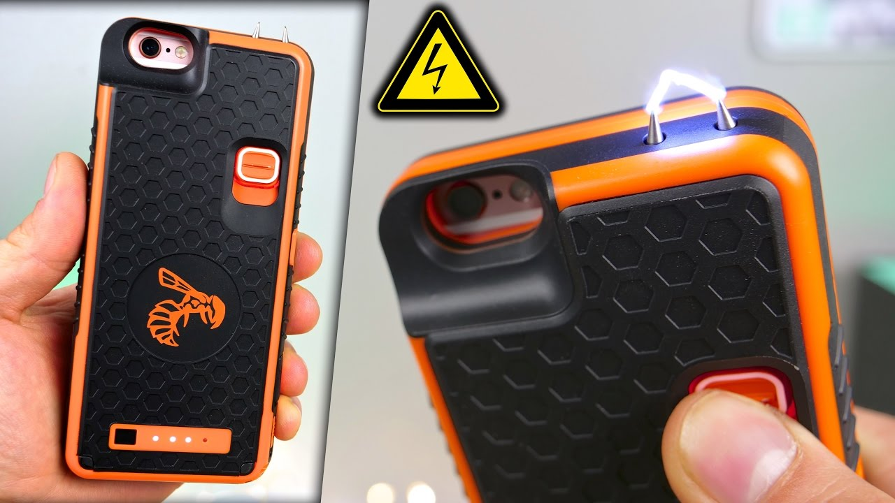Taser Case Iphone S