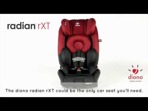 Diono Radian RXT Canada English