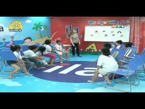ILA - Vui Hoc Tieng Anh - Lesson: Describing faces
