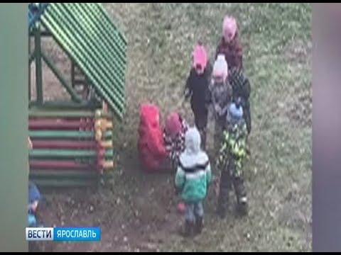 В детском саду №236 Ярославля произошло ЧП