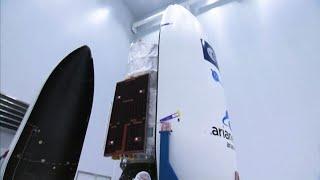 Spazio, rinvio di 24 ore per il lancio del satellite Esa Aeolus