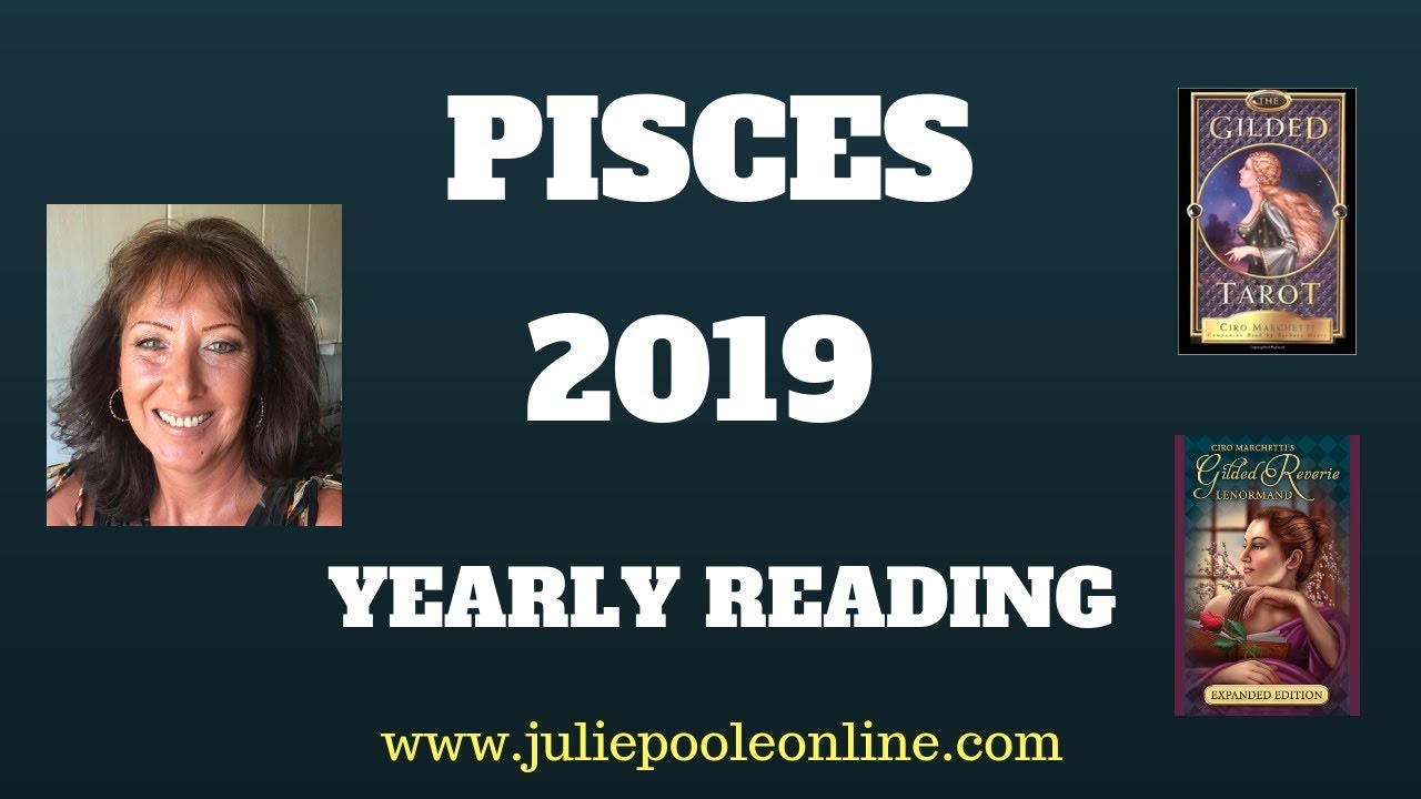 pisces tarot 2019 year