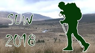 Walking the Southern Upland Way | March/April 2018