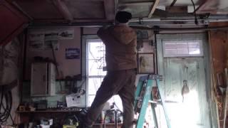 Garage Door Opener The Hard Way 2
