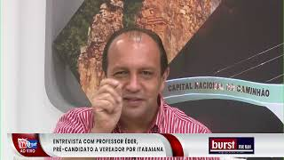 CIDADÃO fez aposta inusitada sobre as ELEIÇÕES EM ITABAIANA | Mototaxistas de Itabaiana falam