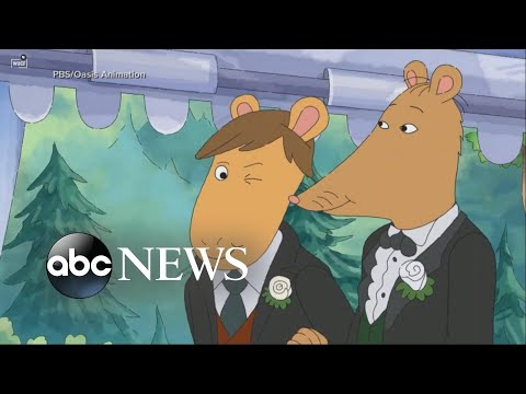 Alabama station refuses to air 'Arthur' same-sex wedding from YouTube · Duration:  2 minutes 36 seconds