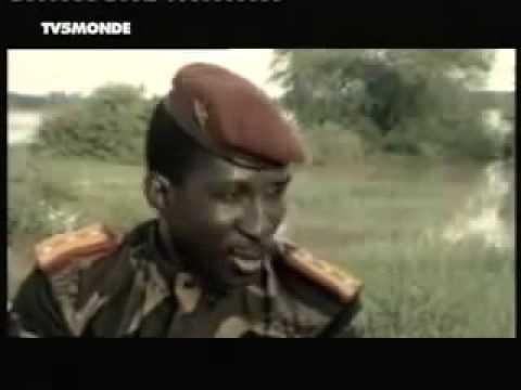 Le film de l'assassinat de Thomas Sankara par Blaise Compaoré YouTube