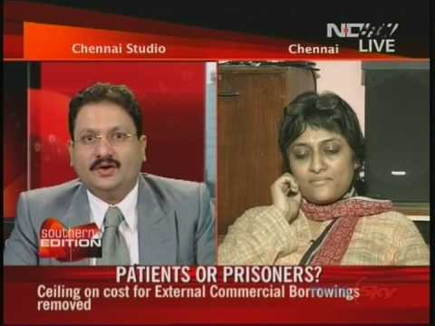 Patients or Prisoners - Problems at the Institute of Mental Health, Chennai