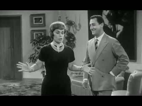 ALBERTO SORDI e FRANCA VALERI Il Vedovo 1959 D. Risi