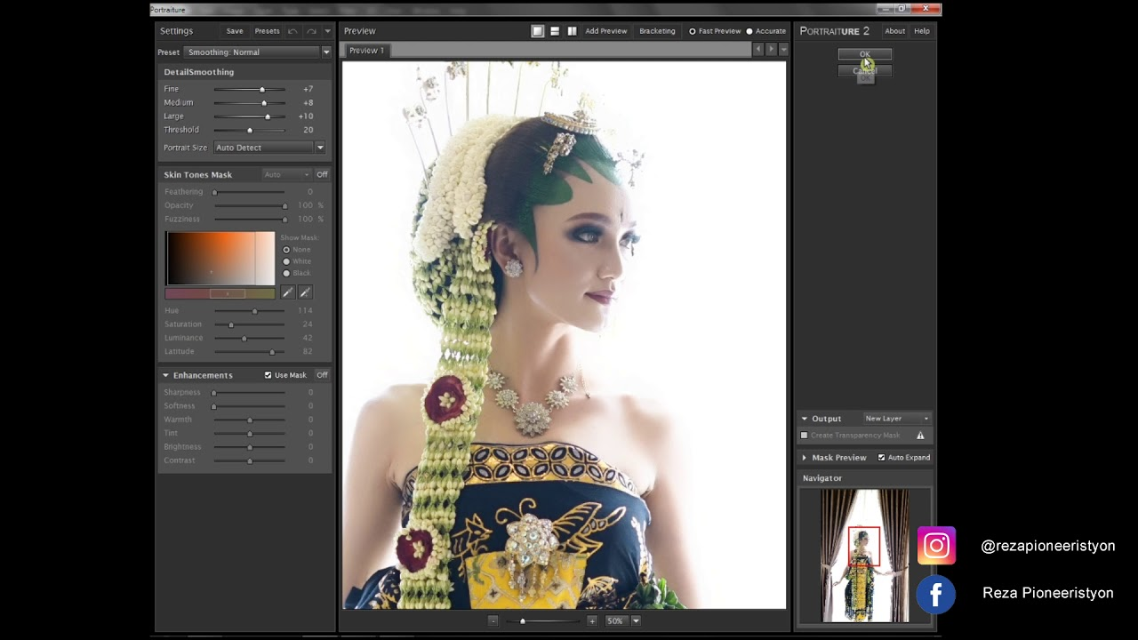 Cara Edit Foto Wedding Menggunakan Photoshop CC - YouTube