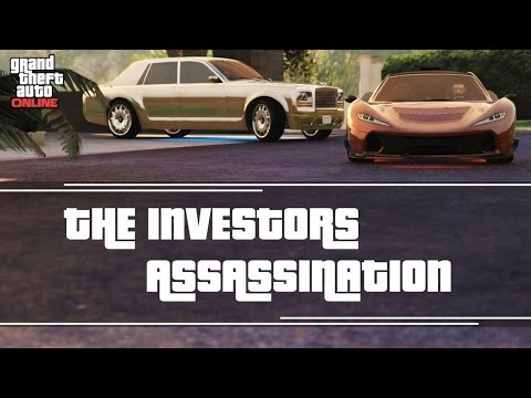 The Investors Assassination: Shortfilm // Sponsor Video