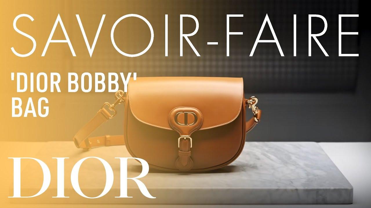 'Dior Bobby' Bag Savoir-Faire