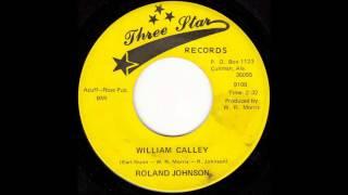 Roland Johnson - William Calley