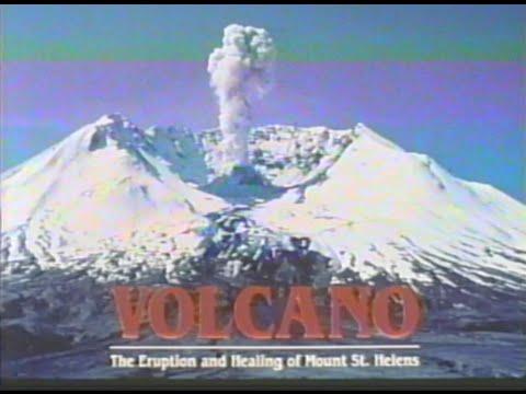 Volcano: Eruption and Healing of Mt. St Helens