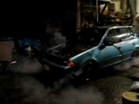 geo nitrous fire x4