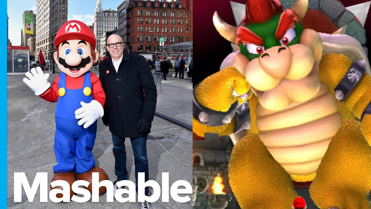 congrats to bowser the