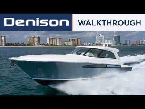 50 Bertram Sportfish Yacht [Walkthrough]