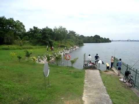 Lower Seletar Reservoir Yishun Dam Fishing Hotspots