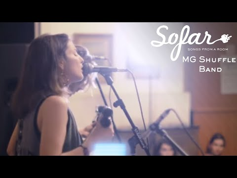 MG Shuffle Band - Mama (The Leaving Child Ain't Got The Blues) | Sofar Thessaloniki