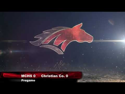 McCracken County Football Vs  Christian County