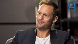 Alexander Skarsgård changes tack in The Hummingbird Project