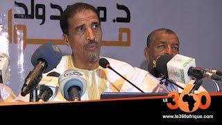 Le360.ma • Reportage : Présentation du programme de MOhamed Ould Maouloud