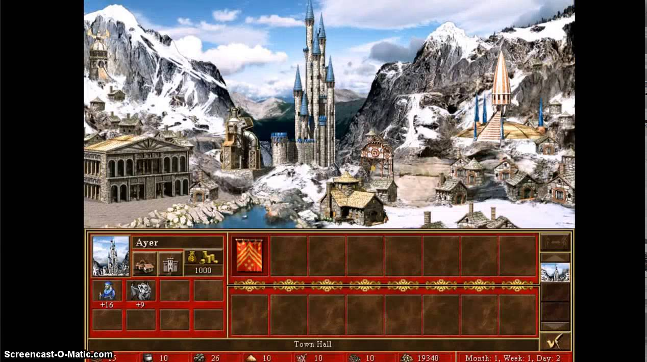 heroes of might and magic 3 all expansions download