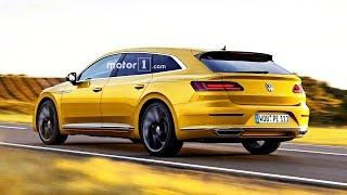 Nowy Arteon Shooting Brake, elektryczny Rapide, Porsche Cayenne Coupe - #182 NaPoboczu