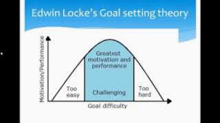 Theories of Motivation - Video tutuorial