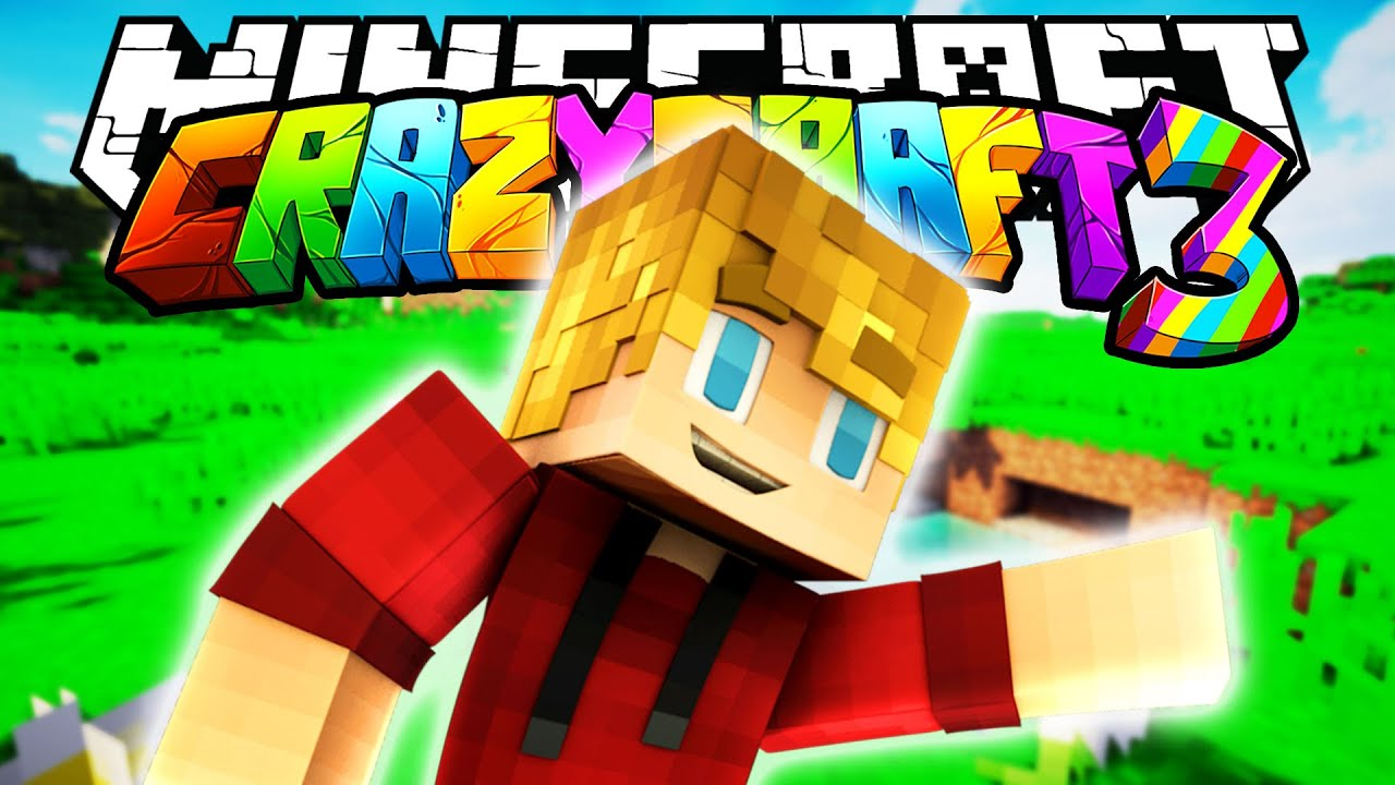 Minecraft crazy craft 3 0 welcome to crazycraft 3 1 for Crazy craft 3 0 server