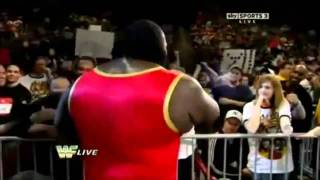 "Mark Henry "" Sexual Chocolate"" Re Debut *One Night Only* (11-15-2010)"