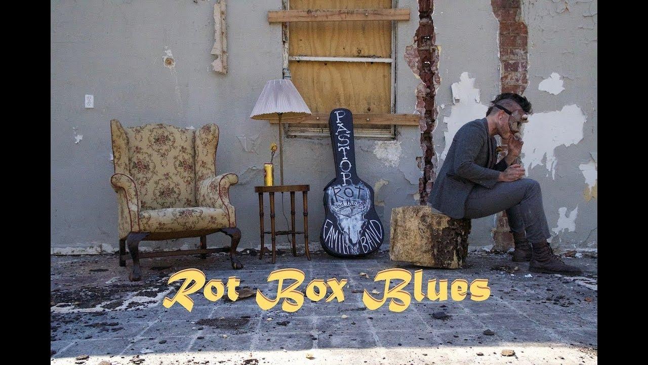 Rot Box Blues (stop motion short film)