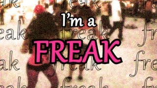 Stereo Missile vs. Carlotta Chadwick - Freak (Official Lyric Video)