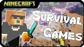 SURVIVAL GAMES MUITO BOM! | SERVIDOR ORIGINAL E PIRATA | MINECRAFT