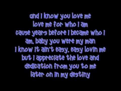 Dangerously In Love [Lyrics]