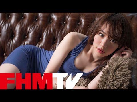 FHM 2015 五月號 School girl - 王宣