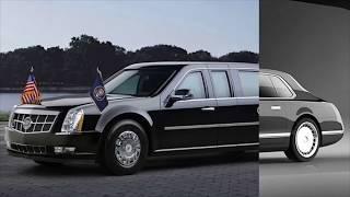 8 sự thật không ngờ về SIÊU XE The Beast 2.0 của tổng thống Donald Trump mang sang Việt Nam