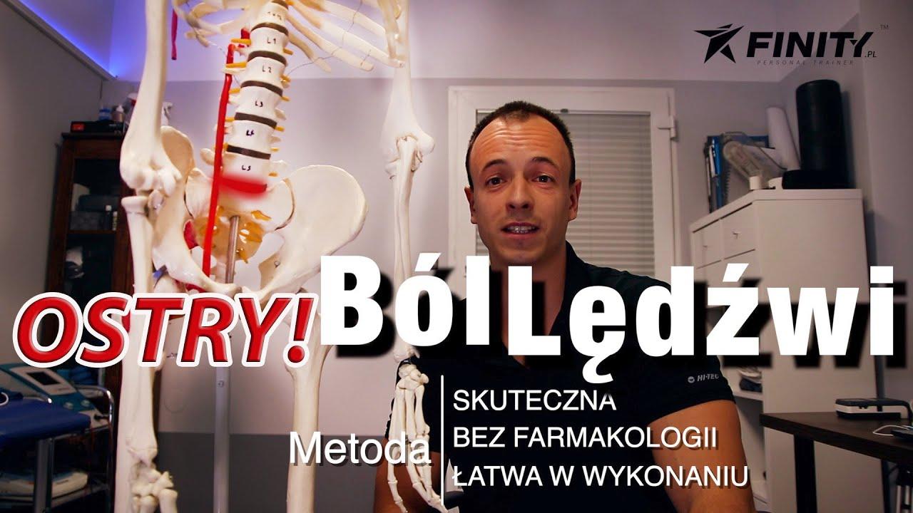 Download 💥Ból pleców kręgosłupa w odcinku lędźwiowym 💥Rwa Kulszowa STAN OSTRY ?