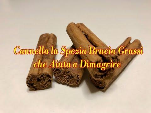 Il Potere della Cannella la Spezia Brucia Grassi che Aiuta a Dimagrire