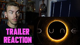 Dune (2020) - TRAILER REACTION