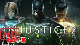 INJUSTICE 2 ! The KING of Mobile fighting games is BACK !  (1st Look iOS / Android Gameplay)  #ISR