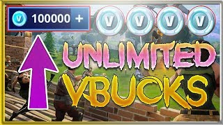 How To Get FREE Fortnite V Bucks 2018 Fortnite Battle Royale! (PS4,Xbox,PC)